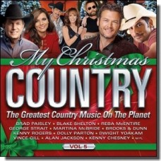 My Country Christmas Vol. 5 [CD]