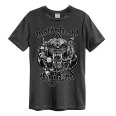 Snaggletooth Amplified Vintage Charcoal Small T Shirt