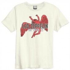 US Tour 77 (Icarus) Amplified Vintage White XX Large T Shirt