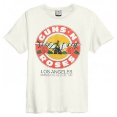 Vintage Bullet Amplified Vintage White Small T Shirt