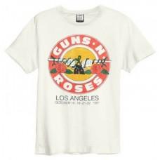 Vintage Bullet Amplified Vintage White Large T Shirt