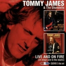 Live and On Fire (On Stage and In the Studio) [CD+DVD]