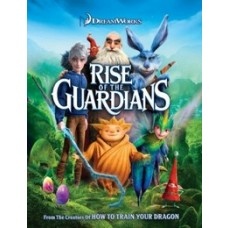Viis Legendi / Rise of the Guardians [Blu-ray]