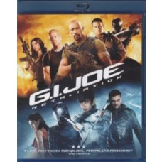 G.I. Joe: Kättemaks / G.I. Joe: Retaliation [Blu-ray]