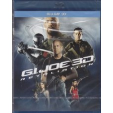 G.I. Joe: Kättemaks / G.I. Joe: Retaliation [3D Blu-ray]
