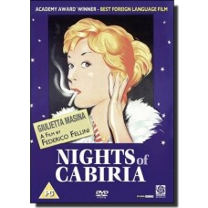 The Nights of Cabiria | Le notti di Cabiria [DVD]