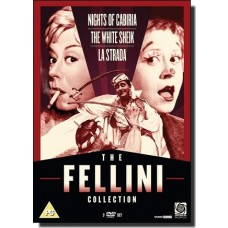 The Fellini Collection [3DVD]