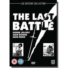 Le Dernier Combat |The Last Battle [DVD]