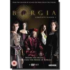 Borgia: Complete Season One [4DVD]