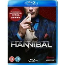 Hannibal - Season 1 [3Blu-ray]