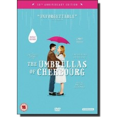 The Umbrellas of Cherbourg [50th Anniversary Edition] [2DVD]