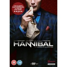 Hannibal - Season 1 [4DVD]
