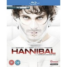 Hannibal - Season 2 [4Blu-ray]