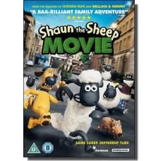 Shaun the Sheep - The Movie [DVD]