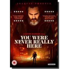 You Were Never Really Here [DVD]