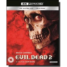 Evil Dead 2 [4K UHD+Blu-ray]