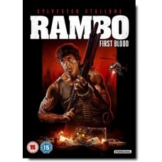 Rambo: First Blood [DVD]