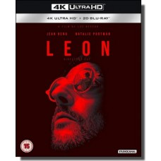 Leon: Director's Cut [4K UHD+ Blu-ray]