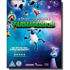 A Shaun The Sheep Movie: Farmageddon [Blu-ray]