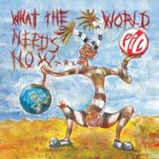 What the World Needs Now... [CD]