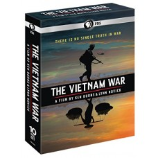 The Vietnam War - A Film By Ken Burns & Lynn Novick [10DVD]