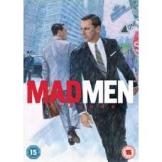 Mad Men - Complete Season 6 [3DVD]