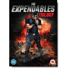 The Expendables Trilogy [3DVD]
