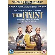 Their Finest [DVD]