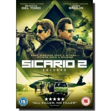 Sicario: Day of the Soldado [DVD]