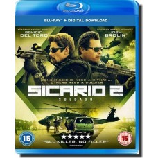 Sicario: Day of the Soldado [Blu-ray+DL]