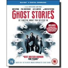 Ghost Stories [Blu-ray+DL]