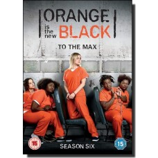 Orange Is the New Black: Season 6 [4DVD]