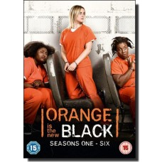 Orange Is the New Black: Seasons 1-6 [24DVD]