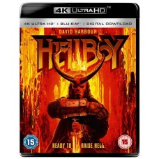 Hellboy [4K UHD+Blu-ray+DL]