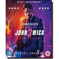 John Wick: Chapter 3 - Parabellum [Blu-ray+DL]