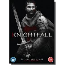 Knightfall: Season 1 & 2 [4xDVD]