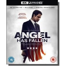 Angel Has Fallen [4K UHD+Blu-ray]