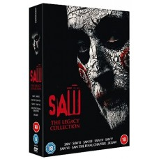 Saw: Legacy Collection (2021 Edition) [8x DVD]