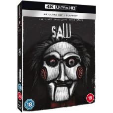 Saw [4K UHD+ Blu-ray]
