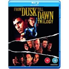 From Dusk Till Dawn Trilogy [3x Blu-ray]
