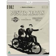 Buster Keaton: 3 Films [3x Blu-ray]