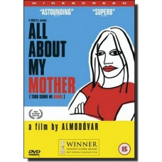 All About My Mother | Todo sobre mi madre [DVD]