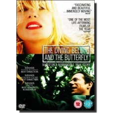 The Diving Bell and the Butterfly | Le Scaphandre et le papillon [DVD]