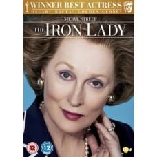 The Iron Lady [DVD]