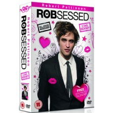 Robsessed: Robert Pattinson [2DVD]
