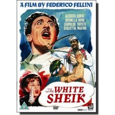The White Sheik | Lo sceicco bianco [DVD]