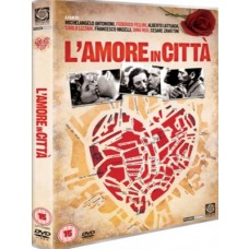 Love in the City | L'amore in città [DVD]