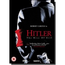 Hitler - The Rise of Evil [DVD]