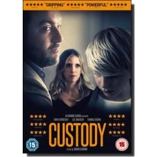 Jusqu'à la garde | Custody [DVD]