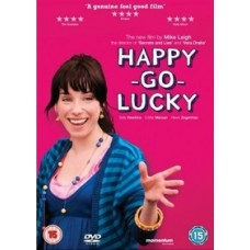 Happy-Go-Lucky [DVD]